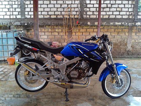 R Modifikasi by Modifikasi Motor R Warna Ijo Modifikasi Motor