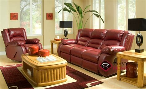 Augusta Leather Reclining Sofa By Savvy Is Fully Deep Seat Patio Chair Cushions Kitchen Island Table With Chairs Dorm Bed Best For Posture English Roll Arm Microfiber Sofa Nursery Rocking