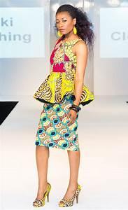 Kiki Clothing (L) Africa Fashion Week London
