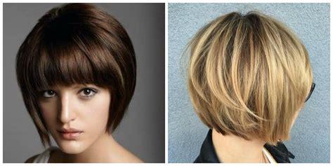 Short Haircuts For Thin Hair 2019