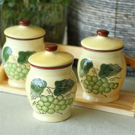 country kitchen canisters 100 country kitchen canister sets ceramic 159 best