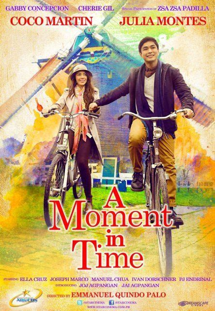 julia montes worth a moment in time movie of coco martin and julia montes