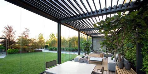 verande vetrate vetrate e finestre per la veranda sistemi componibili