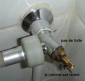 fuite filetage tete de robinet With fuite robinet radiateur chauffage