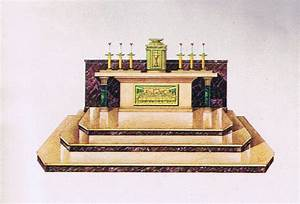 See our altar designs and altar portfolio
