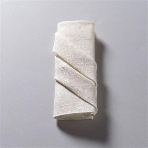 pliage de serviette les plis  secrets pliage