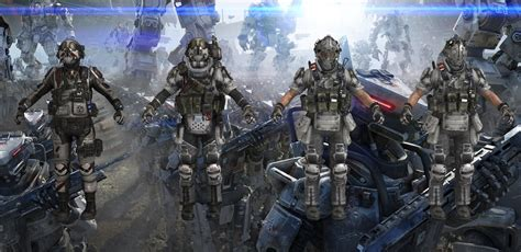 set of imc soldiers from titanfall for xps by melllin on