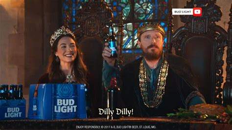Bud Light Commercial Actors by Al Roker Loops Dreyer Into Bud Light Dilly Dilly