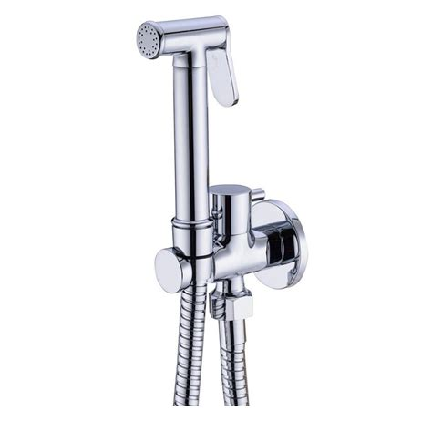 Bidet Jet by Brass Handheld Bidet Sprayer Set Free Perforating Toilet