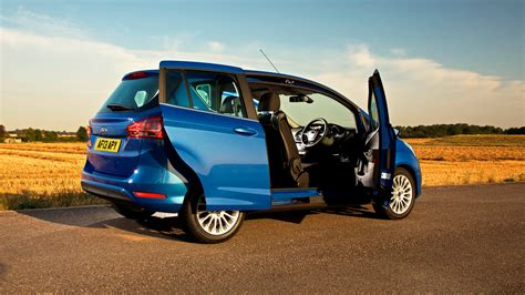ford  max review top gear