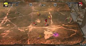 Mario Strikers Charged Football For Nintendo Wii The