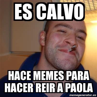Para Memes - meme greg es calvo hace memes para hacer reir a paola 7082328