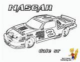 Coloring Race Nascar Cars Dale Earnhardt Printable Sr Boys Clipart Track Force Children Yescoloring Sheets Racing Sheet Stewart Tony Truck sketch template