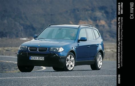 bmw x3 e83 2005 bmw x3 3 0d e83 related infomation specifications