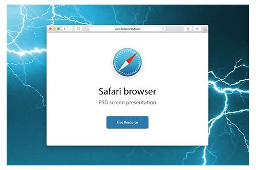 safari browser 2014 free download