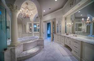 Mediterranean Mansion In Houston, TX With AMAZING Foyer ...