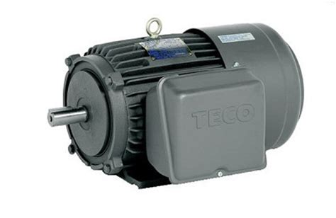 single phase induction motor teco squirrel cage