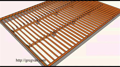 How To Frame A Floor by Floor Building 3 D Single Story Conventional Home