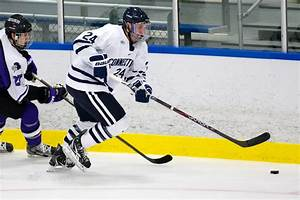 Men's Ice Hockey Gaining Confidence - UConn Today