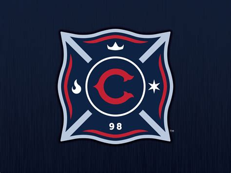 Chicago Fire FC - Logo Concept by Matthew Harvey on Dribbble
