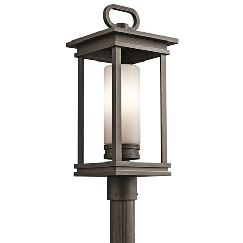 modern outdoor post light knowledgebase