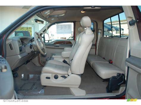 ford supercar interior 2002 ford f250 super duty lariat supercab 4x4 interior