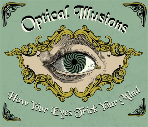 optical illusions   eyes trick  mind