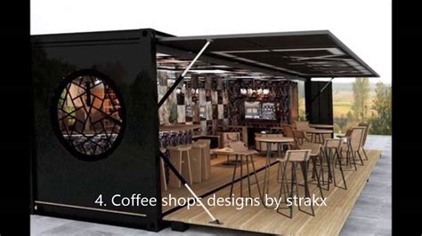 mini bar furniture shipping container coffee shop cafe bar and restaurant