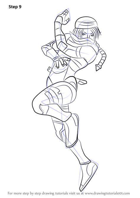 learn   draw sheik  super smash bros supa strikas step  step drawing tutorials