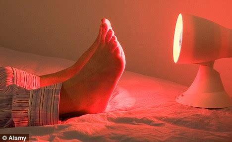 led light     treating  alzheimers