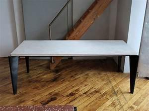 Table Jean Prouvé : jean prouv rare flavigny dining table circa 1945 at 1stdibs ~ Melissatoandfro.com Idées de Décoration