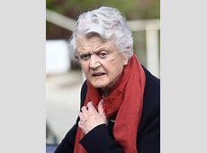 Angela Lansbury Health Crisis National Enquirer