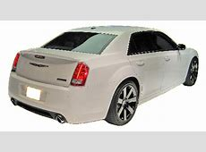 20112015 Chrysler 300 Factory Style SRT Rear Spoiler