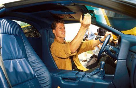 Voir plus d'idées sur le thème michael schumacher, formule 1. Ex Michael Schumacher's Bugatti EB110 - Auto titre