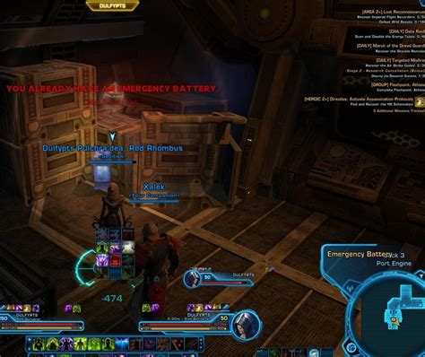 Swtor Pazaak Deck Quest swtor hk 51 quest guide patch 1 5