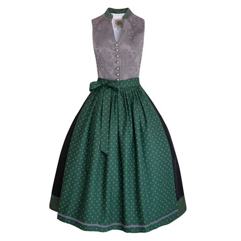 In Grau by Langes Dirndl Josephine In Grau Apple Of My Eye