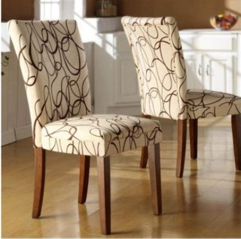 fabric dining chairs 7 most hometone