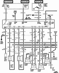 2002 Chevy Tahoe Stereo Wiring Harness Diagram