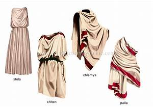 Clothing & Hair - Ancient Greece