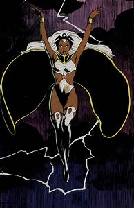 Storm: An Excerpt from Diary of an AfroGeek – The Nerds of ...