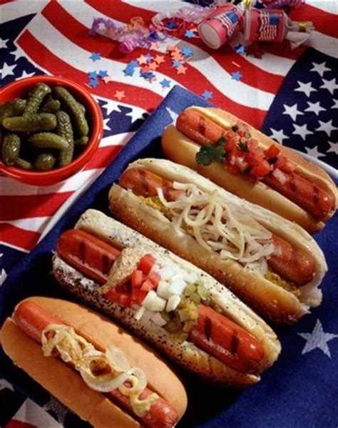 cuisine yorkaise les vrais pains à dogs et hamburgers comme aux usa