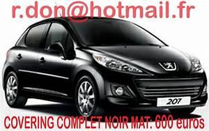 Peugeot 207 Noir : peugeot 207 peugeot 207 essai video peugeot 207 covering peugeot 207 peugeot 207 noir mat ~ Gottalentnigeria.com Avis de Voitures