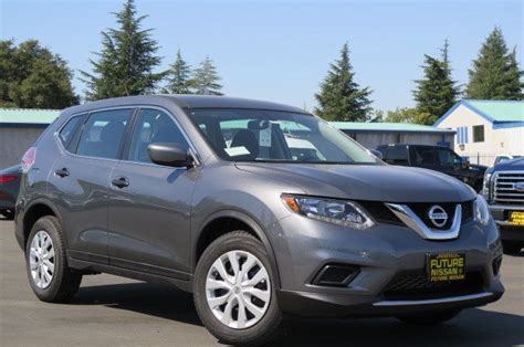 New 2016 Nissan Rogue S Sport Utility In Roseville #n41942