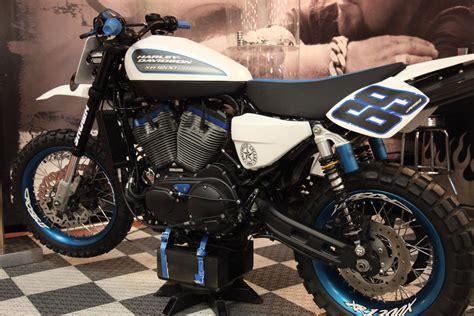 Harley Xr 1200 X Cross Star Es War Mal Eine Harley Und