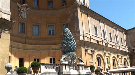Cortile Della Pigna by Musei Vaticani Cortile Della Pigna