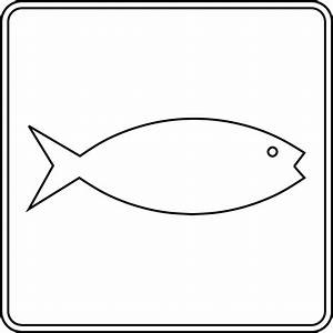 Fish Hatchery, Outline | ClipArt ETC