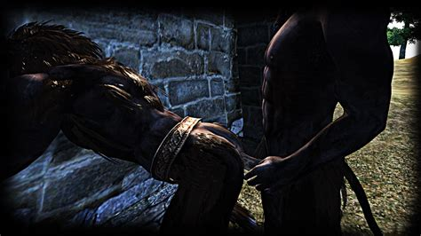 rule 34 against the wall anal male male only minotaur multiple males oblivion sex tagme the