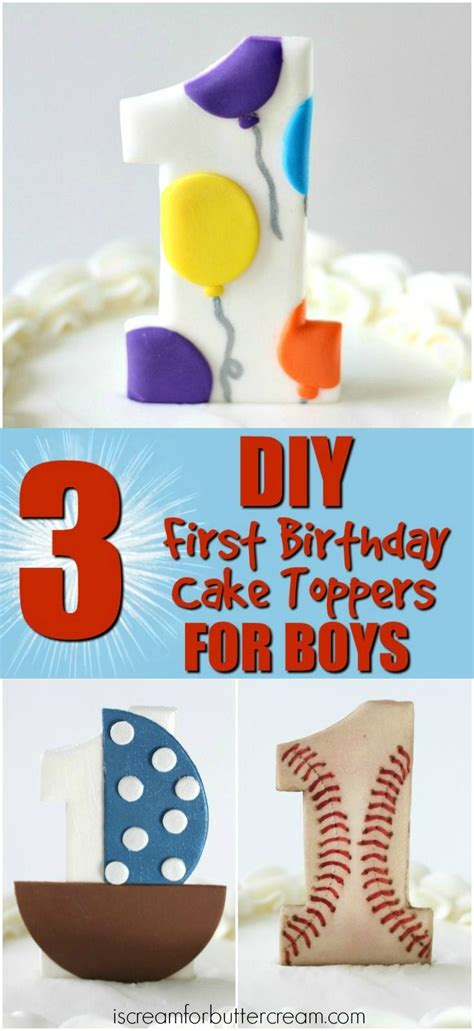 17 best ideas about birthday cake toppers on pinterest