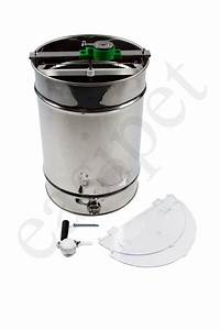 Honey Simple Extractor - Manual With 4 Frames 127a