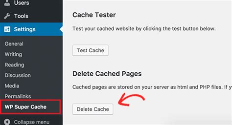 How To Clear Your Cache In Wordpress (step By Step